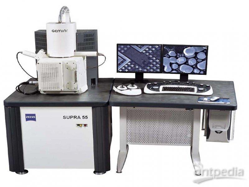 >> supra 55场发射扫描电镜